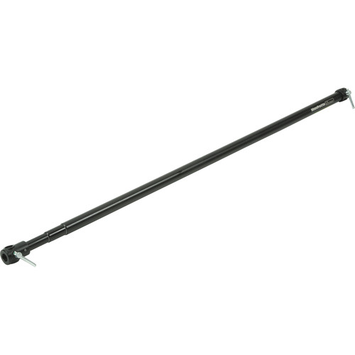 Manfrotto 272B Adjustable Background Holder for 9' Paper Rolls - Black