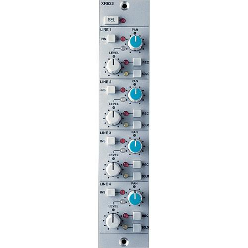 Solid State Logic X-Rack 4-Channel Input Module