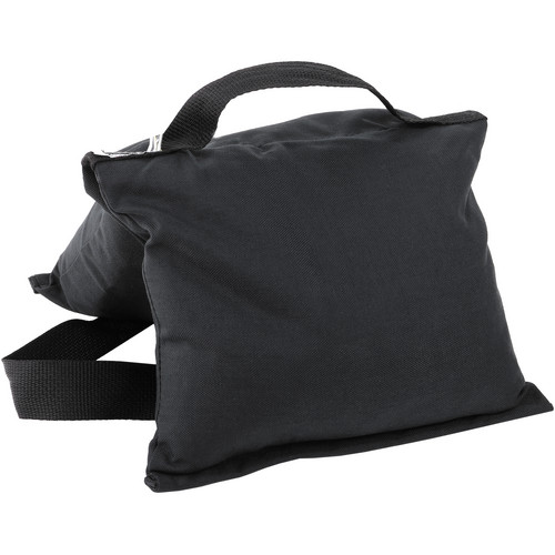 Impact Saddle Sandbag - 20 lb (Black Cordura)