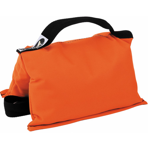 Impact Saddle Sandbag - 20 lb (Orange Cordura)