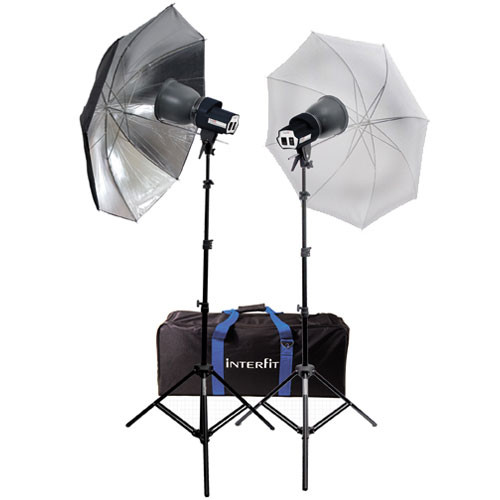 Interfit SXT3200 Two-Light Kit
