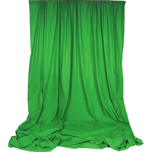 Impact Chroma Sheet Background - 10 x 12' (Chroma Green)