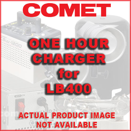 Comet NHC-2420II One Hour Charger for LB400 Battery Pack (120-240VAC)
