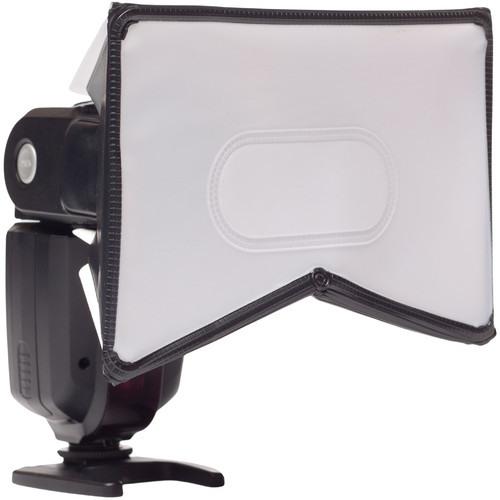 LumiQuest SoftBox for Shoe-Mount Flashes