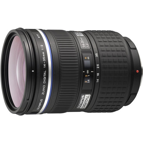 Olympus 14-35mm f/2.0 ED SWD Zuiko Zoom Lens for Olympus Digital Cameras
