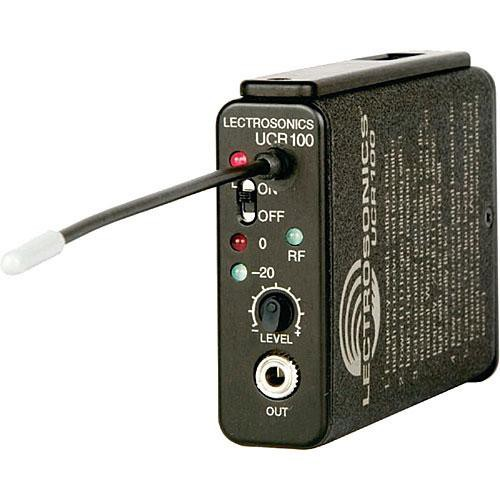 Lectrosonics 100 Series - UHF Portable Receiver (Frequency Block 22)