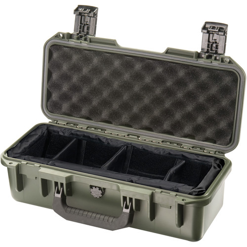 Pelican iM2306 Storm Case with Padded Dividers (Olive Drab)