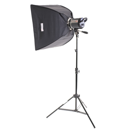 Interfit Stellar Tungsten One-Light Softbox Kit