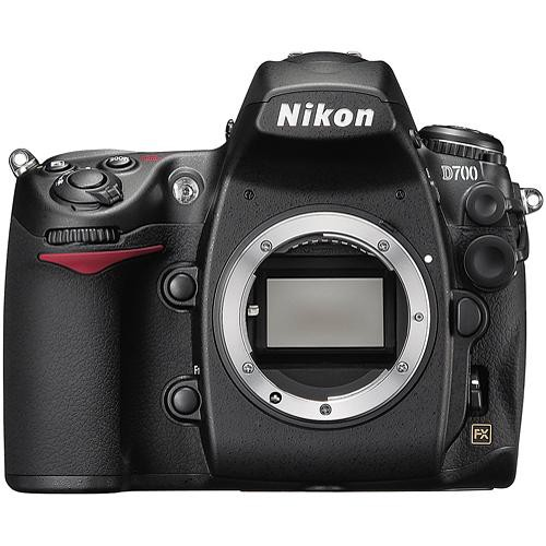 Nikon D700 SLR Digital Camera (Body Only)