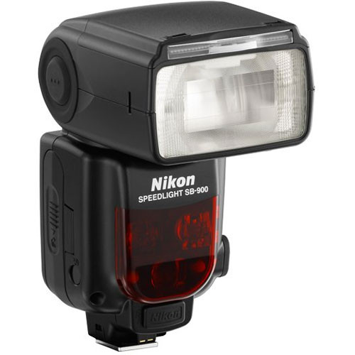 Nikon SB-900 AF Speedlight i-TTL Shoe Mount Flash