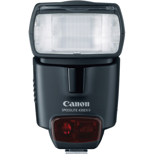 Canon 430EX II Speedlite TTL Shoe-Mount Flash