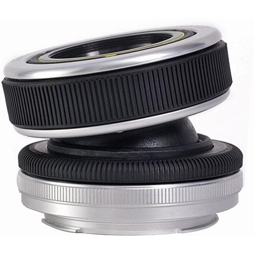 Lensbaby Composer Special Effects SLR Lens - for Canon EF Mount