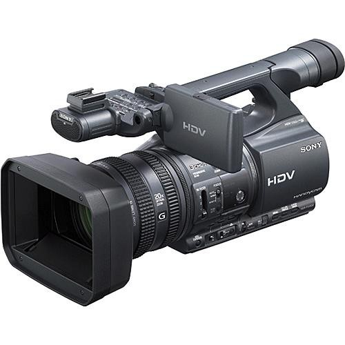 "Новая видеокамера от Sony ""Sony HDR-FX1000 Handycam HDV Camcorder"" 581316"