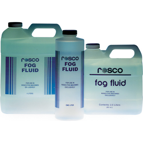 Rosco Stage and Studio Fog Fluid - 5 Gallon