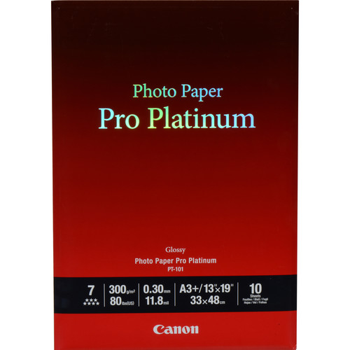 Canon Pro Platinum Photo Paper 13 x 19