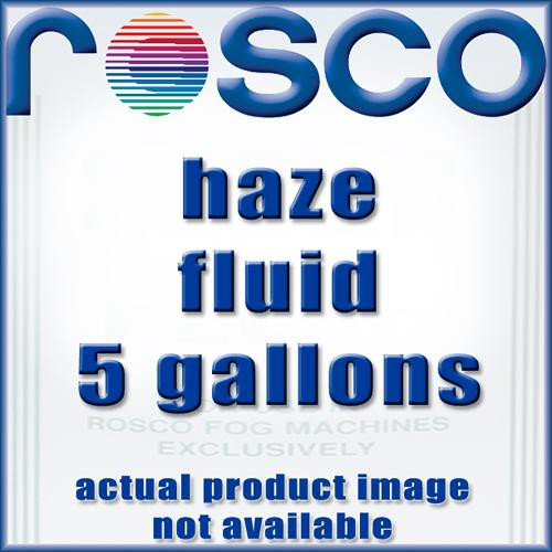 Rosco Rosco Delta Haze Fluid - 5 gallon