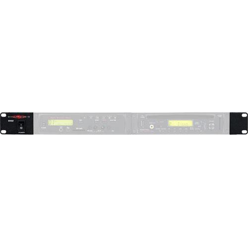 Galaxy Audio RM2 Rack Mount Chassis for Rack Mount Players & Recorders