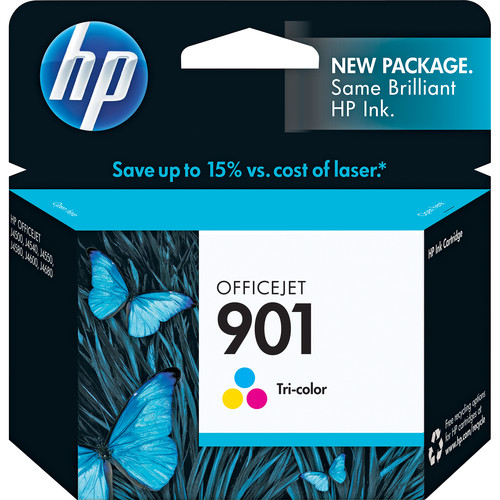 HP HP 901 Tri-color Officejet Ink Cartridge