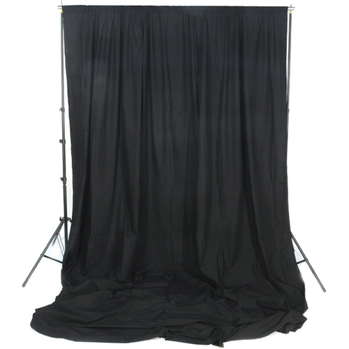 Impact Background Support Kit - 10 x 24' (Black)