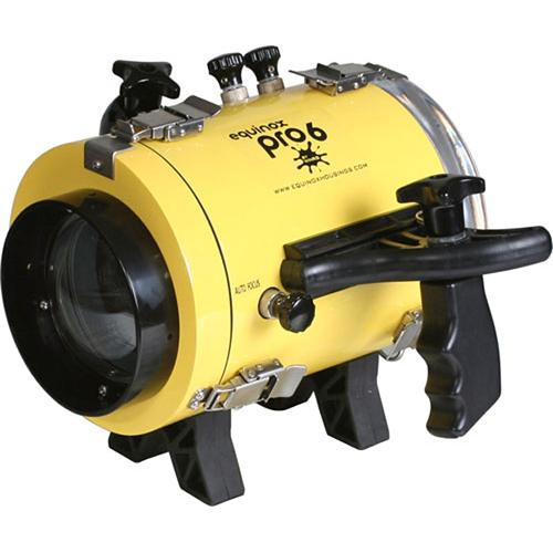 Equinox Pro6 Underwater Housing for Sony SR200 and SR300