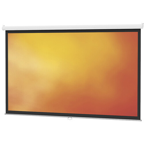 Da-Lite 33422 Model B Manual Projection Screen (72 x 72