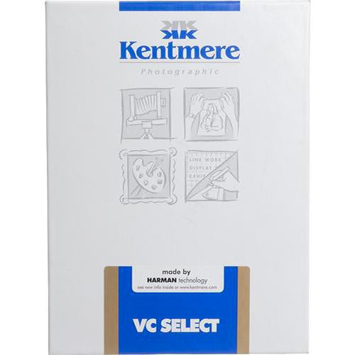 Kentmere Select Variable Contrast Resin Coated Paper (5 x 7