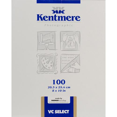 Kentmere Select Variable Contrast Resin Coated Paper (8 x 10