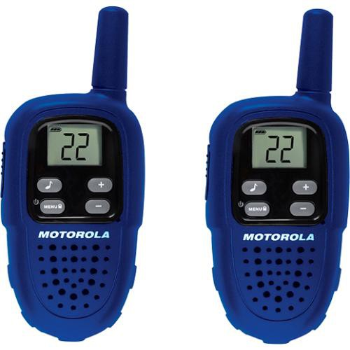 Motorola FV300 Talkabout Two-Way Walkie-Talkie Radio (