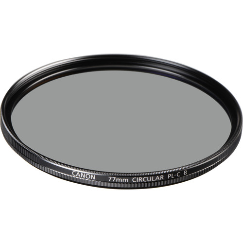 Canon 2191B001 77mm Circular Polarizing Filter