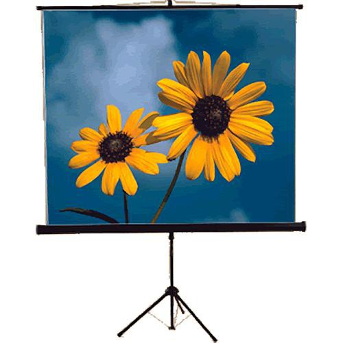 Mustang SC-T8411 Tripod Front Projection Screen (84x84