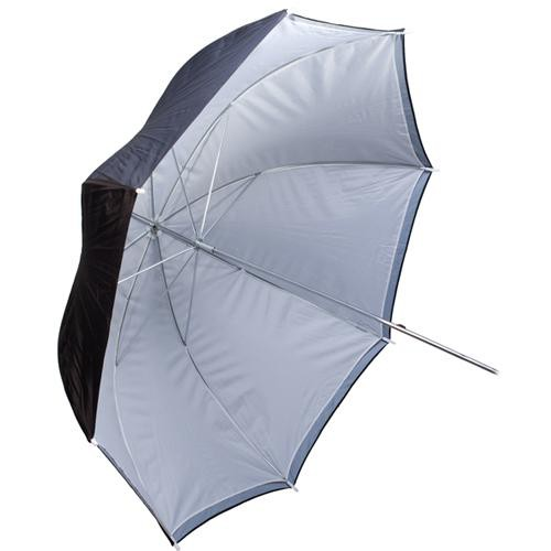 Interfit INT395  White/Black Backing Umbrella - 43