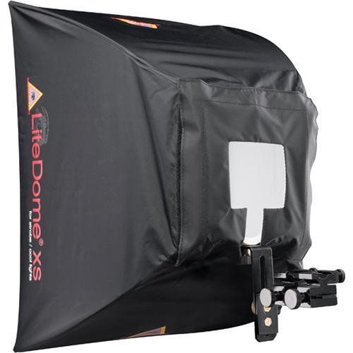 Photoflex LiteDome Kit 1 For Shoe Mount Flashes - X-Small (12x16
