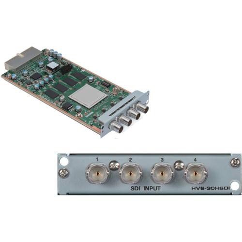 For.A HVS-30HSDI HD/SD-SDI Input Card for HVS-300HS