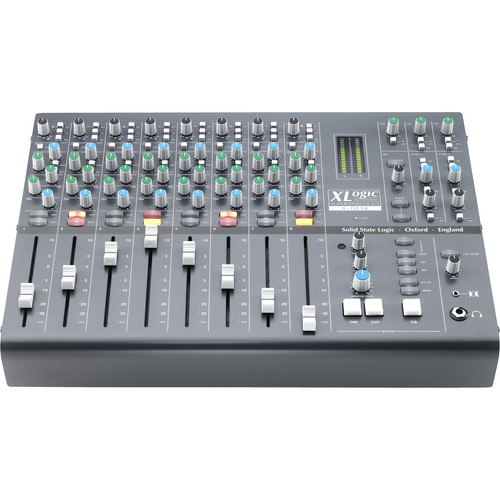 Solid State Logic X-Desk - 16 Channel Summing Mixer/Audio Hub Mixing Console