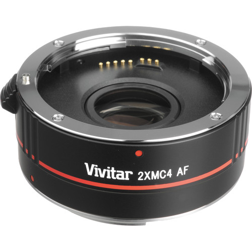 Vivitar Series 1 Teleconverter For Canon