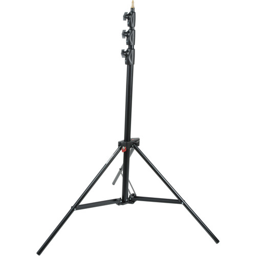Manfrotto Alu Master Air-Cushioned Stand (Black,12')