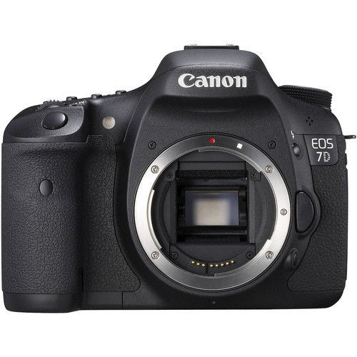 Canon EOS 7D SLR Digital Camera (Body Only)