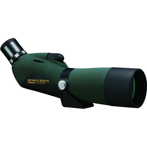 Vixen Optics Geoma II ED 16-48x67 Spotting Scope (Angled Viewing)