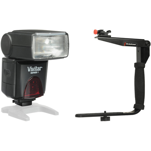 Vivitar Power Zoom AF Flash Kit