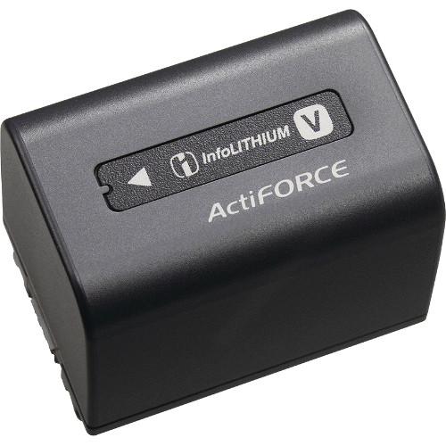 Sony Handycam NEX-VG20 battery NP-FV70 DL-S043 671670