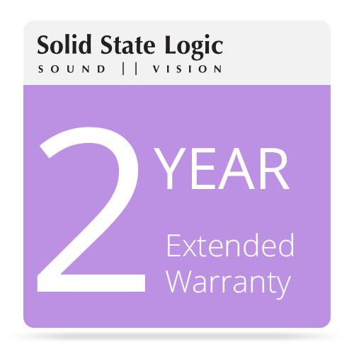 Solid State Logic 2-Year Extended Warranty for Matrix