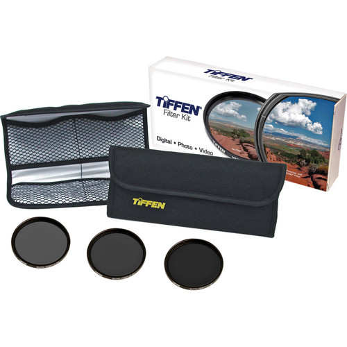 Tiffen 82mm Digital Neutral Density Filter Kit