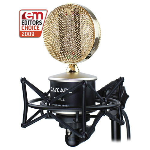 Cascade Microphones Gomez - Michael Joly Edition Ribbon Microphone