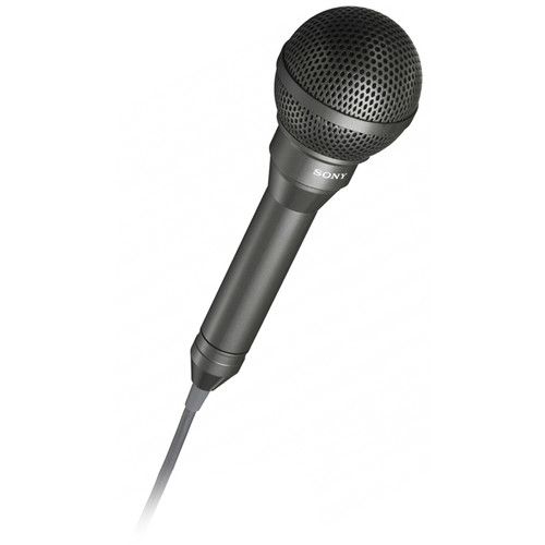 Sony F-115B Weather Resistant Handheld Microphone