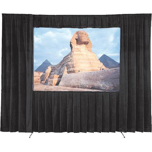 Da-Lite 36524KP Drapery Kit Without Drapery Bar (83 x 144