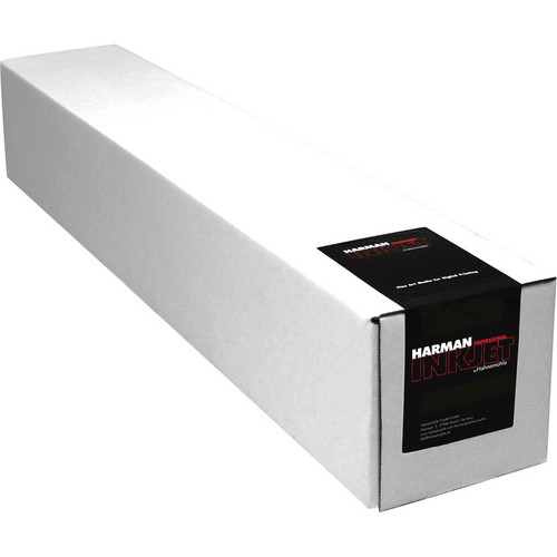 Harman By Hahnemuhle Gloss Baryta Warmtone Inkjet Paper (320 gsm, 24