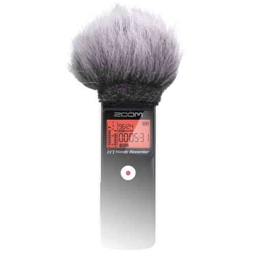 WindTech MM-52 Mic-Muff for Zoom H1