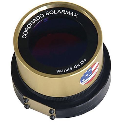 Coronado SolarMax II 90mm Double Stacking Filter