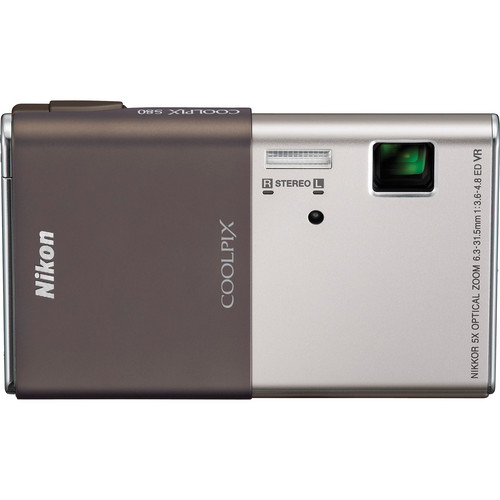 Nikon S80