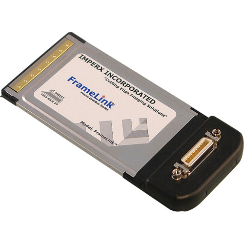 Imperx Framelink PCMCIA Cardbus Digital Video Capture Card